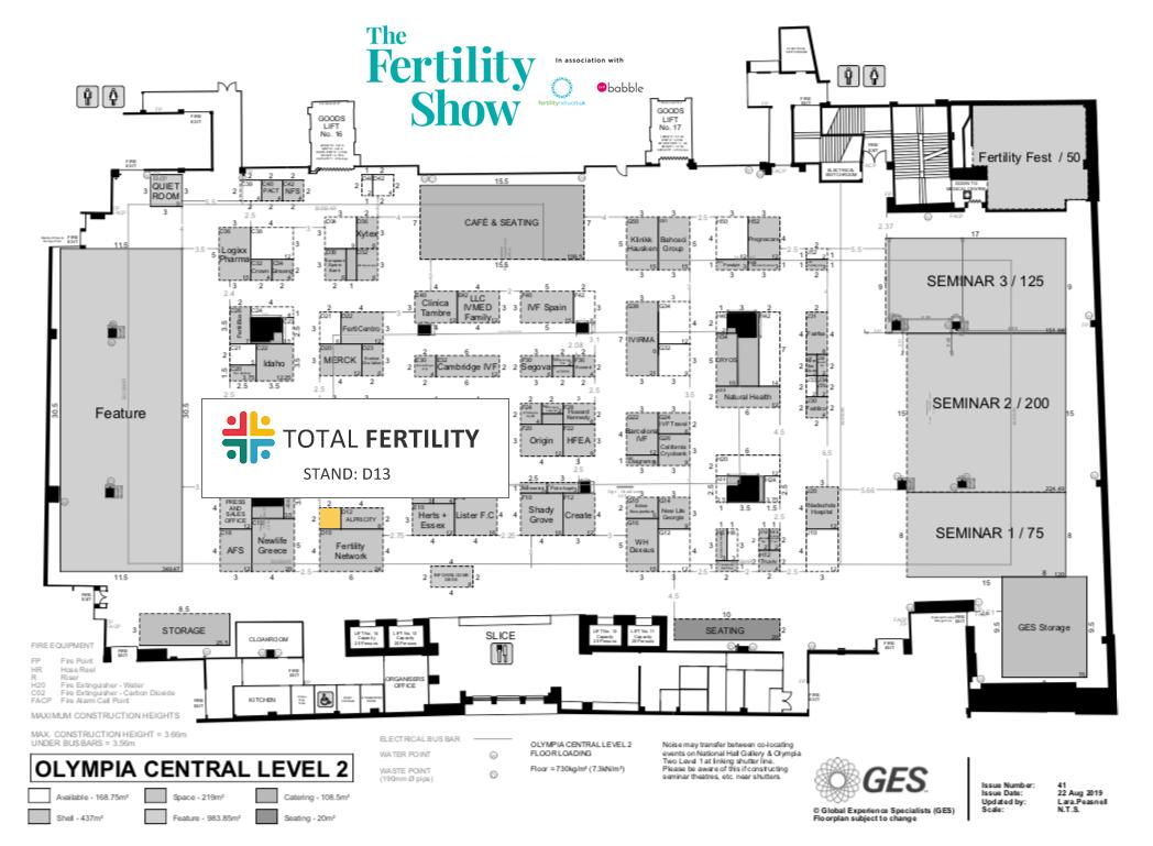London Fertility Show