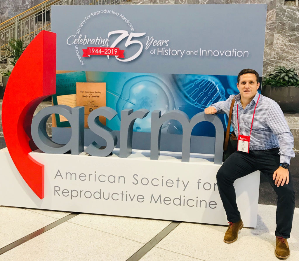 ASRM 2019 - Ed Coats from Total Fertility
