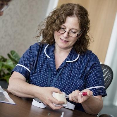 Nikki Turner Fertility Nurse
